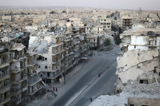 Postwar Syria? Arab World Moving to Bring Damascus back into the Fold.