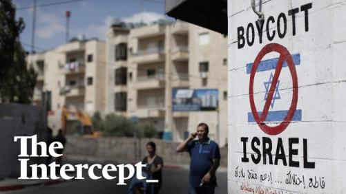 Senators Backing Israel anti-Boycott Bill are Betrayers of the Constitution