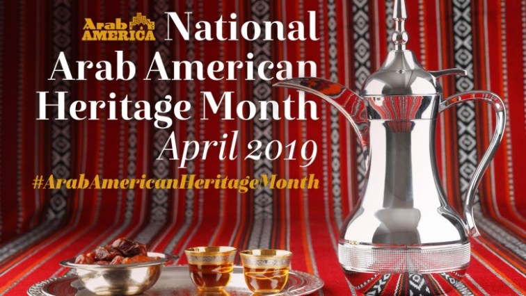 U.S. Congressional Representatives Expected to Attend National Arab American Heritage Month Commemoration