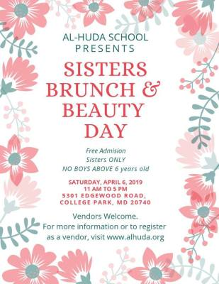 Sisters' Brunch and Beauty Day - Event - Arab America