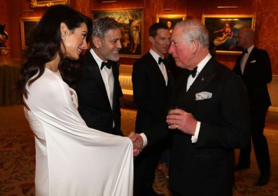 Prince Charles' Trust Announces New Female Empowerment Award Named after Amal Clooney