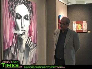 Pontiac Arts Center Celebrates Arab American Art