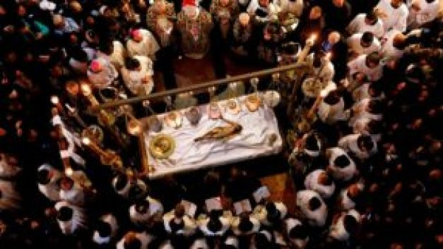 During Easter, Palestinian Christians Face a Battle to Worship in the Holy Land