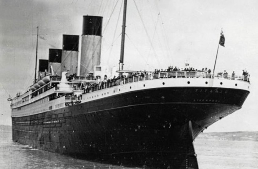 The Syrians Who Boarded the Titanic: New York's Syrian Community Responded
