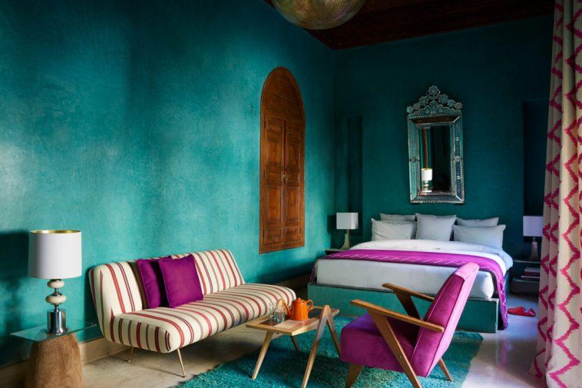A Stunningly Original Hotel in Marrakech — the Hidden Wonders of El Fenn