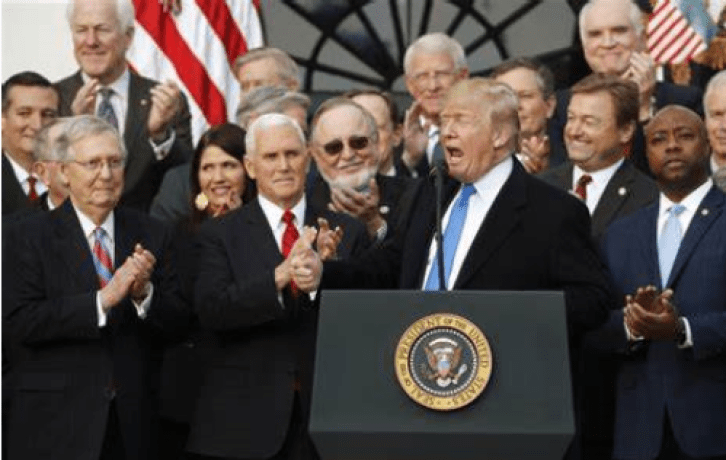 """White House Islamophobia Continues to Rear its Ugly Head—Trump Tells Democratic Congresswomen: """"Go Back to Where You Came From"""""""