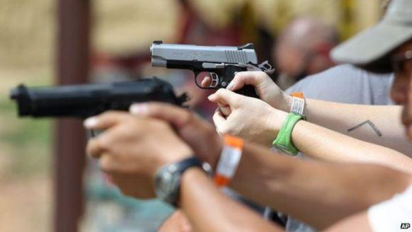 We Have a Problem: Guns