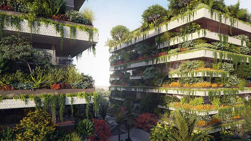Egypt: The (Future) Home of Africa's First Vertical Forest