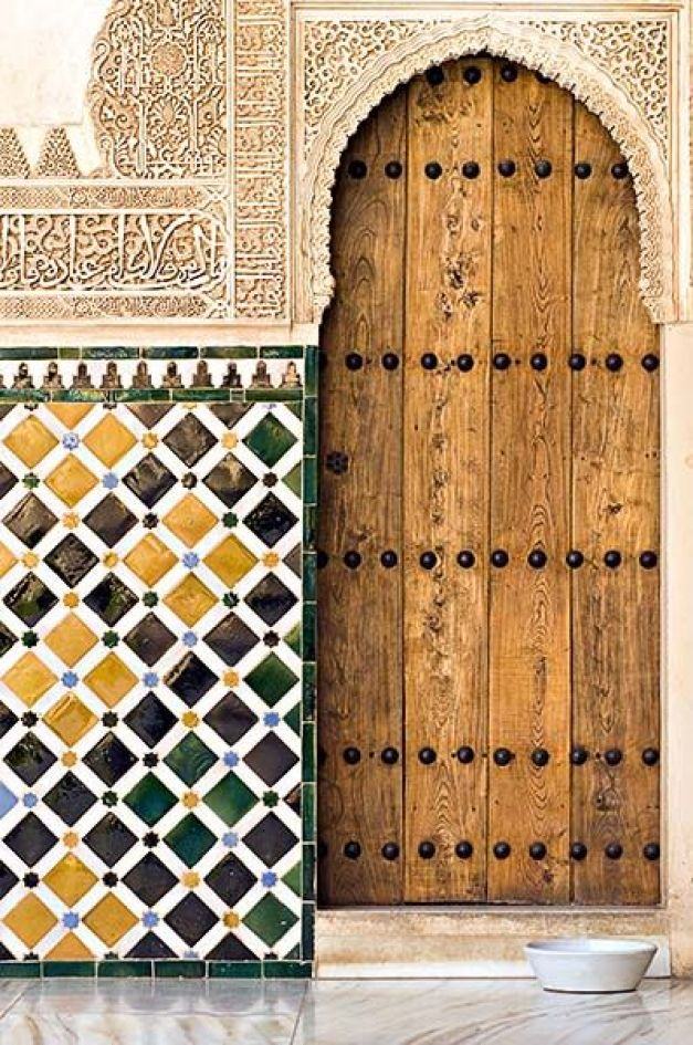 Arabian Doors
