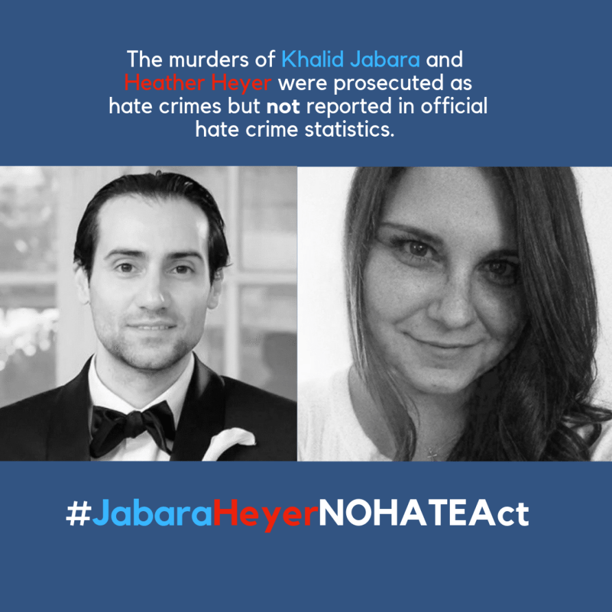 AAI Joins Bipartisan Call for Passage of the Jabara-Heyer No Hate Act
