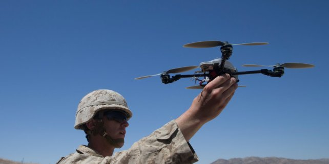 Bahbah: Drones—The New Weapon of Choice in the Middle East
