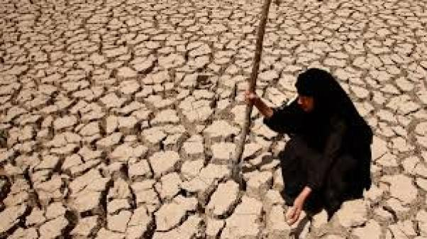 Is water a source of concern for the Middle East?