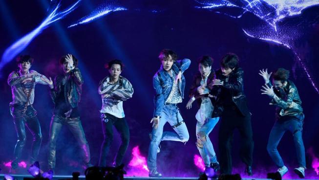 BTS Delight Fans in Saudi Arabia by Speaking Arabic during Riyadh Concert