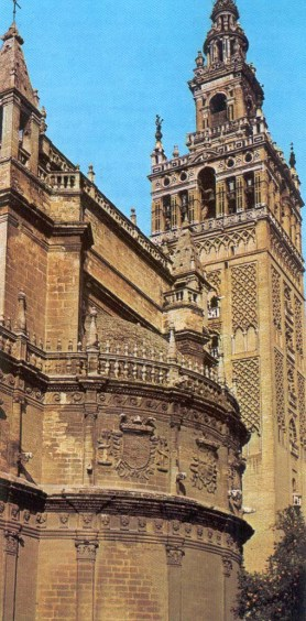Romantic Seville - Full of History and Excitement