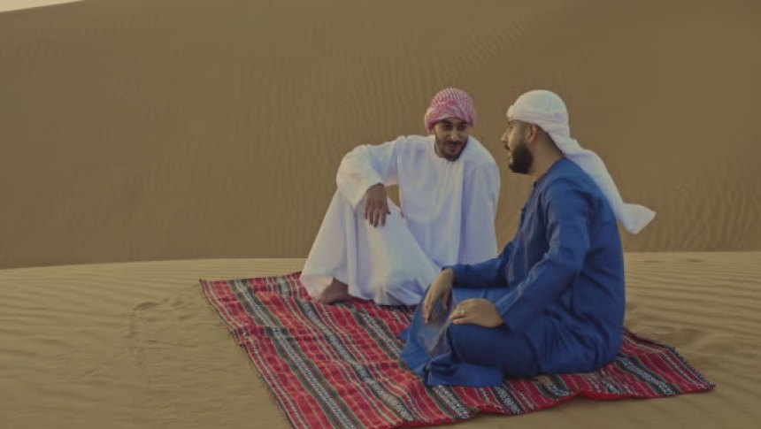 Alhamdulillah? Arabs' Mention of God in Everyday Life