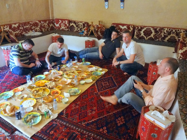 Do you Want to Make Your Guests Feel Comfortable? Learn from the Arabs