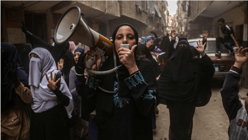 Cyber-Feminism in the Arab World