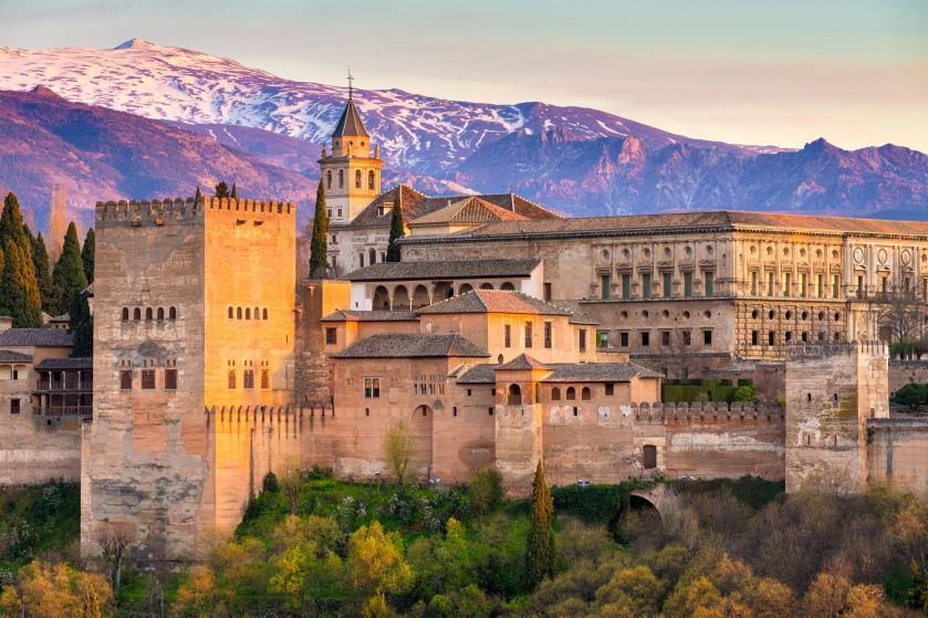 Granada - Once a Moorish Paradise, Now Spain's Tourist Magnet