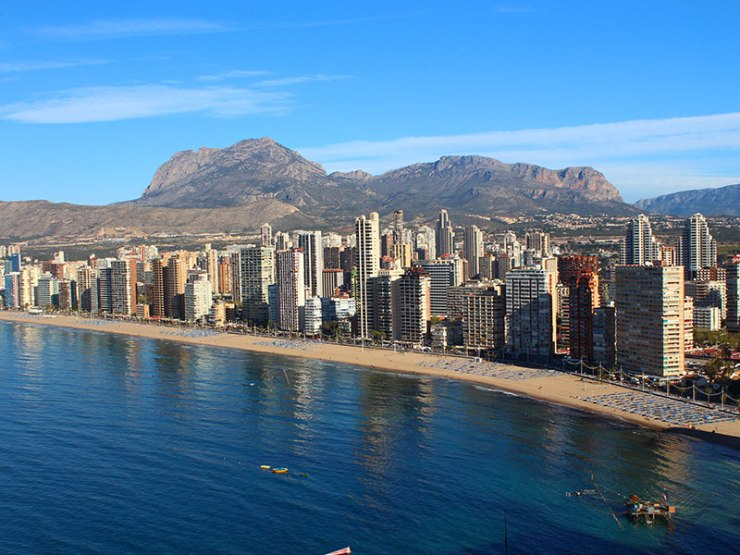 Benidorm: Spain's Answer to Paradise