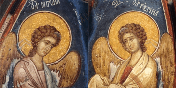 """""""Angels, we have heard on high…""""—what have we heard? Arab perspectives on Angels"""