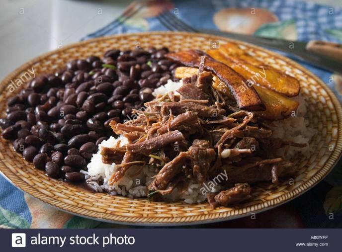 The Food of Venezuela and Arab Moorish Cooking