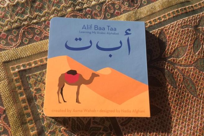 IRC Book Review: ALIF BAA TAA: Learning my Arabic Alphabet