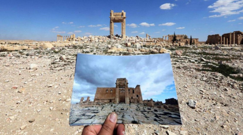 War in the Arab World destroyed the region's Heritage