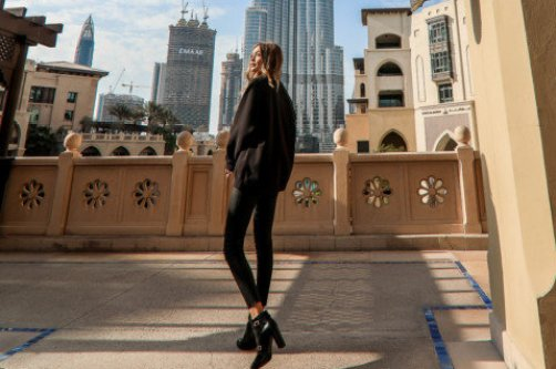"""Gigi Hadid Says Skydiving in Dubai was """"One of a Kind and Unforgettable"""""""
