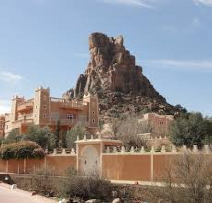 Travelling to Morocco's Magical Pink Town Of Tafraout