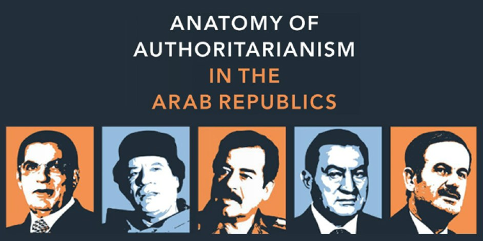 The Ultimate Divide: Arabs Love/Hate Relationship with Authoritarianism