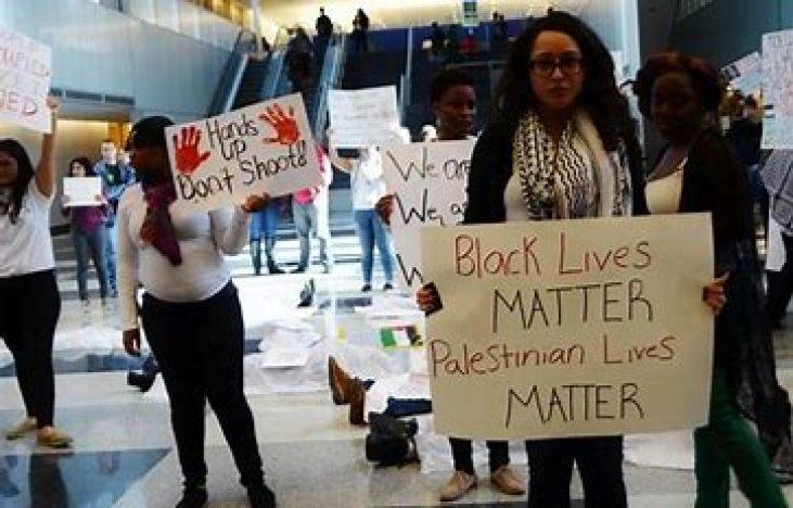"Arab Americans ""all in"" for Black Lives Matter"
