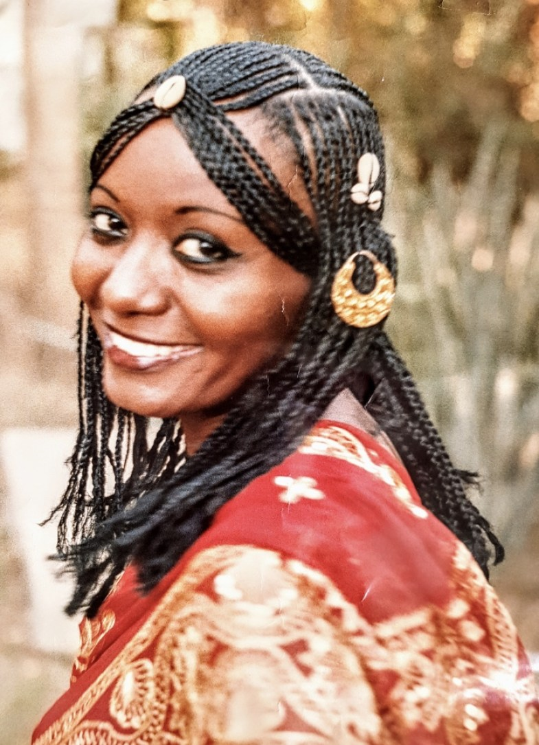 Sudanese Diva of Film and a Risk-Taking Pioneer of Women's Rights—Tahiya Zarroug