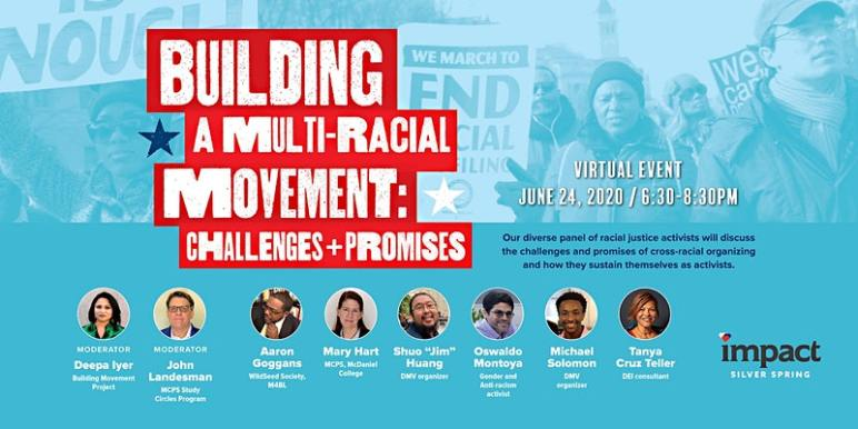 Building a Multi-Racial Movement for Justice - Challenges and Promises