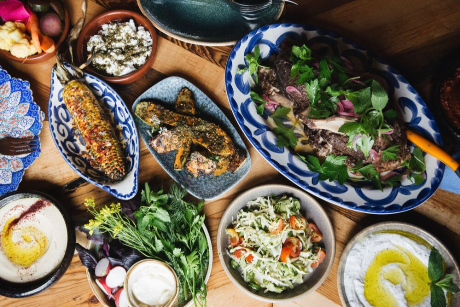 10 Arab Restaurants to Check Out in the DMV