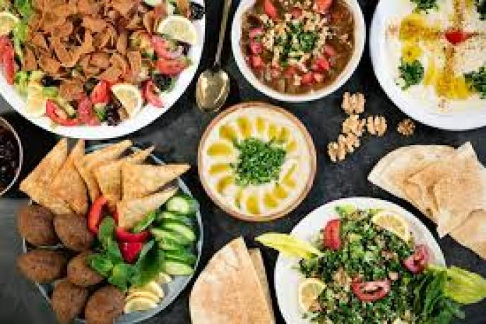 Syrian food and conversation: having difficult conversations with friends Open Kitchens P.