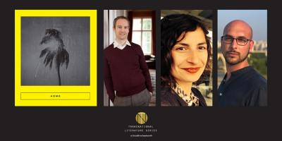 Transnational Series Presents: Launch for 'Home: New Arabic Poems'