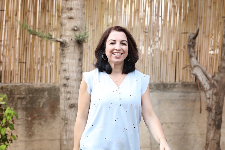 From Jerusalem to DC, Fakhira Halloun dedicates her life to solving the Israeli-Palestinian conflict