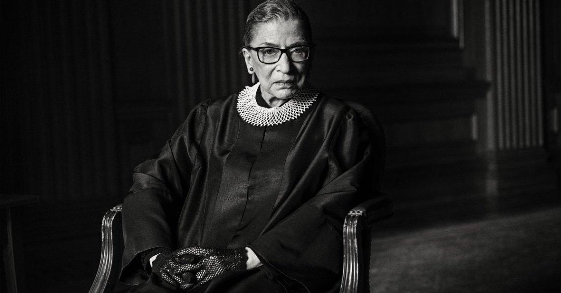 Justice Ruth Bader Ginsburg: An Inspiration to Arab Americans