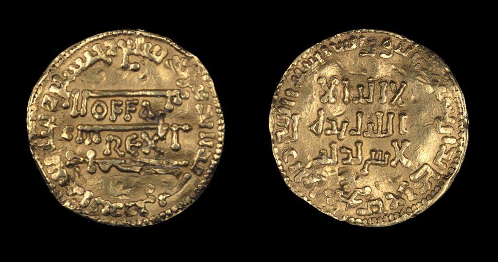 King Offa's Arabic coin