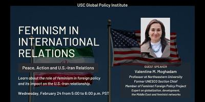 Feminism in International Relations: Peace, Action and U.S.-Iran Relations