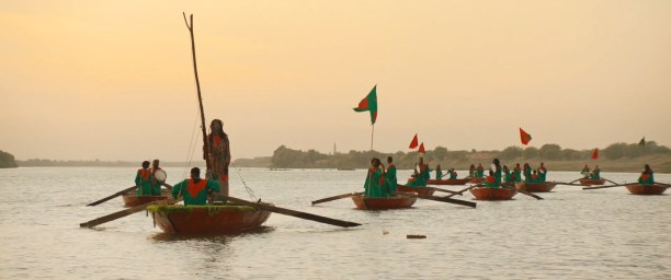 A still from 'You Will Die at Twenty' which tells the story of a village by the Nile.