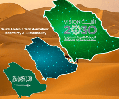 Saudi Arabia Transformation: Uncertainty and Sustainability' Book Discussion