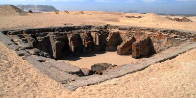 Tomb security in Ancient Egypt: Predynastic to the Pyramid Age (Reg Clark)