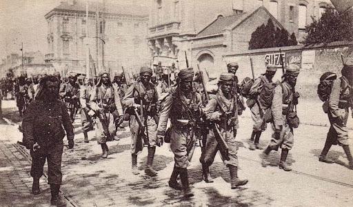 Arabs & World War II: the Sacrifice and the Impact