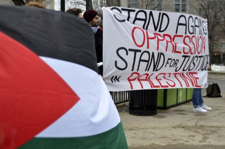 US Policy Ignores Palestinian Human Rights