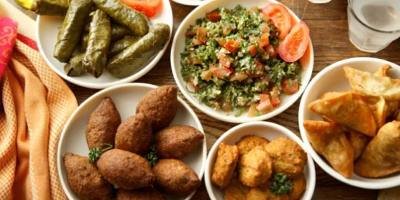 Lebanese Appetisers cooking tutorial Online event