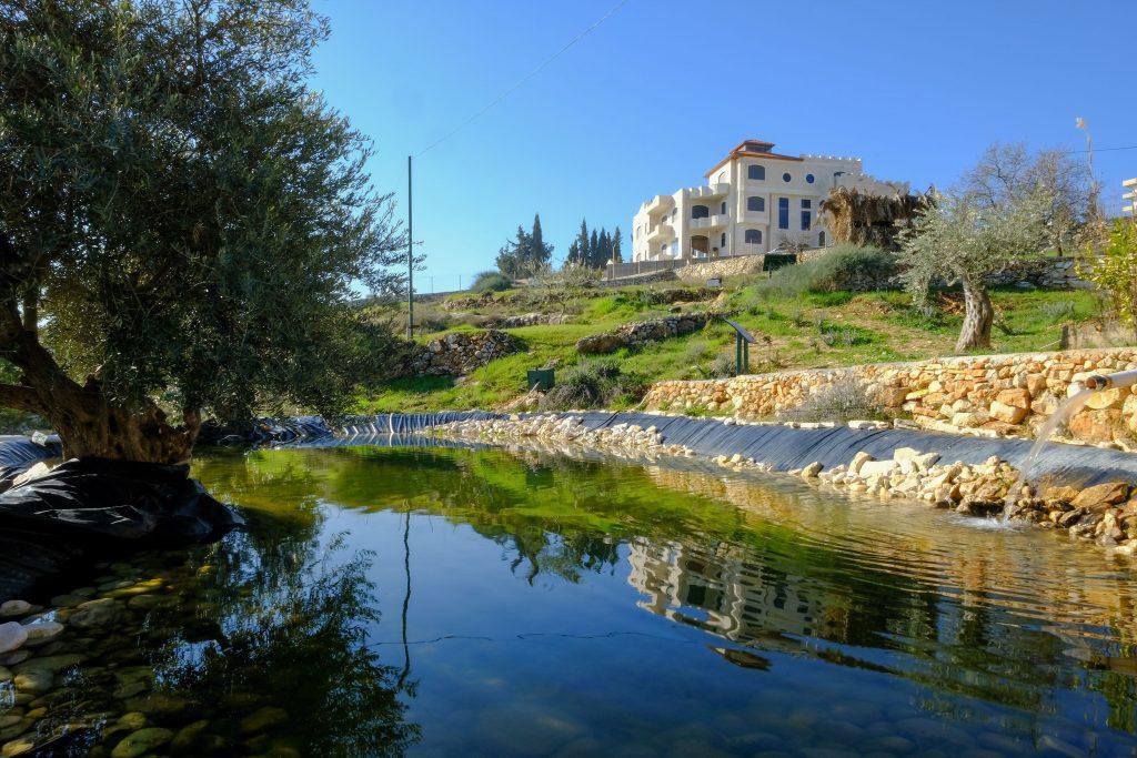 Nature Preservation of Palestine
