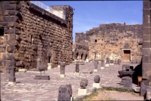 Visiting Bosra – Syria's Nabatean/Roman Reborn City