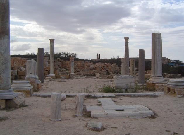 The Rich Christian History of Libya