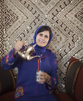 Join Us for Tea & Stories of Morocco's Medieval Fez Medina